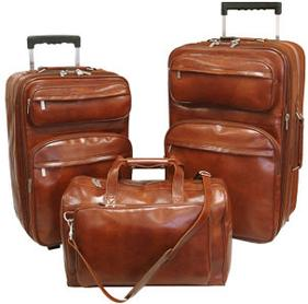 luggage and handbag image